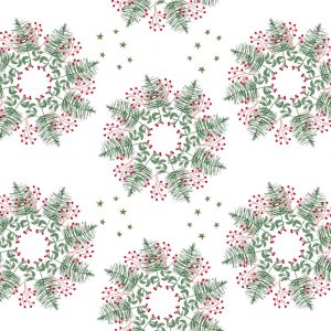 Trade Only Christmas Florist Sundries and Wholesale Supplies - 60m Roll Celebration Wreaths Florawrap® Clear Cello (80cm W)