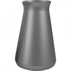 Florist Sundries and Craft Supplies - Grey StemGem Shop Vase