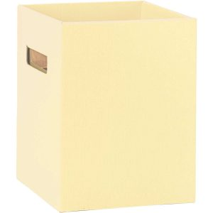 Florist Sundries and Craft Supplies - Tall Buttercream Gift Flower Delivery Box