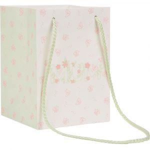 Flowers For Mum Tall Gift Bag