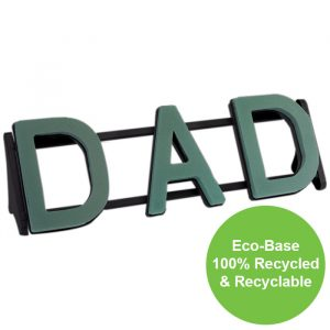 Florist Sundries and Craft Supplies - OASIS® NAYLORBASE® Eco-Base Dad Foam Tribute