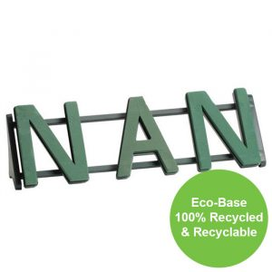 Trade Only Florist Sundries and Wholesale Supplies - OASIS® NAYLORBASE® Eco-Base Nan Foam Tribute