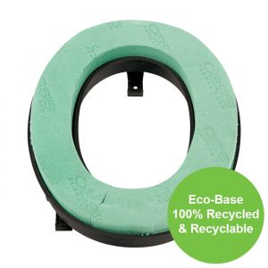 """Florist Sundries - """"O"""" OASIS ® NAYLORBASE ® Quick Eco-Base Clip Letters"""
