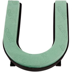"Florist Sundries - ""U"" OASIS ® NAYLORBASE ® Quick Eco-Base Clip Letters"