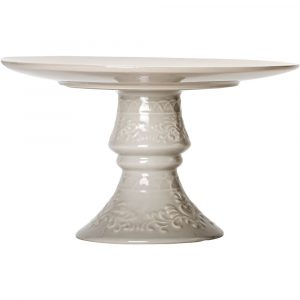 Florist Sundries and Wedding Supplies - Triumphant Heart Ceramic Cake Display Stand