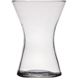 Trade Only Florist Sundries and Wholesale Supplies - Classic Hand-Tied Hour Glass Vase