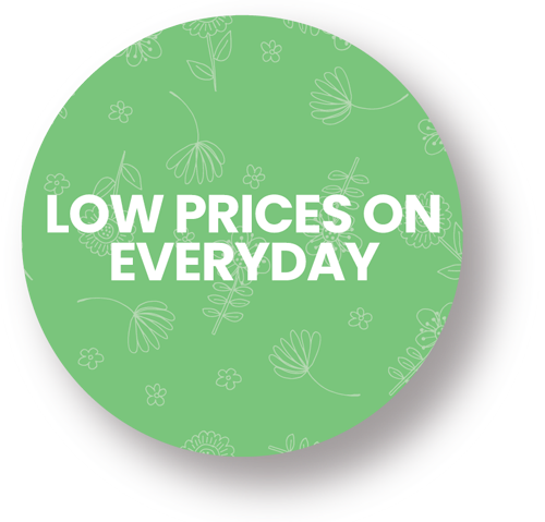 Low Prices on Everyday