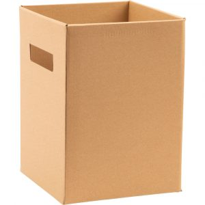 Florist Sundries and Craft Supplies - Tall Kraft Gift Flower Delivery Box