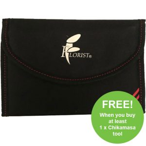 Florist Sundries & Craft Supplies - Chikamasa Tool Wallet