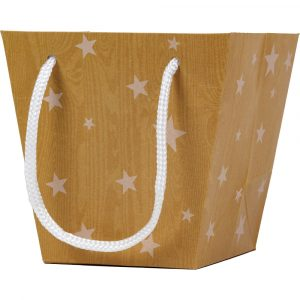 Trade Only Christmas Florist Sundries and Wholesale Supplies - Merry Little Christmas Bag