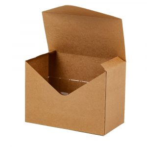Trade Only Christmas Florist Sundries and Wholesale Supplies - Envelope Gift Box in Kraft
